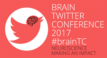 Brain Twitter Conference ad