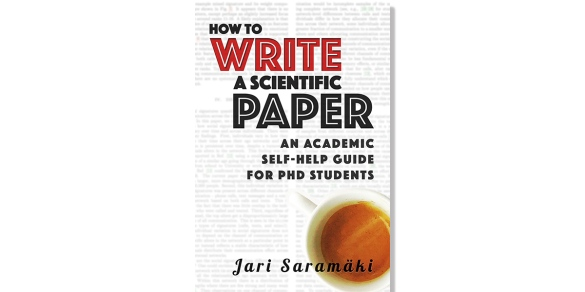 How to write a scientific paper, book cover